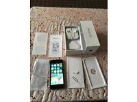 iPhone 5S Vodafone/Libara 16GB black boxed perfectly working NO OFFERS