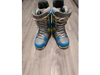 DC CEPTOR 12 SNOWBOARD BOOTS SIZE 7