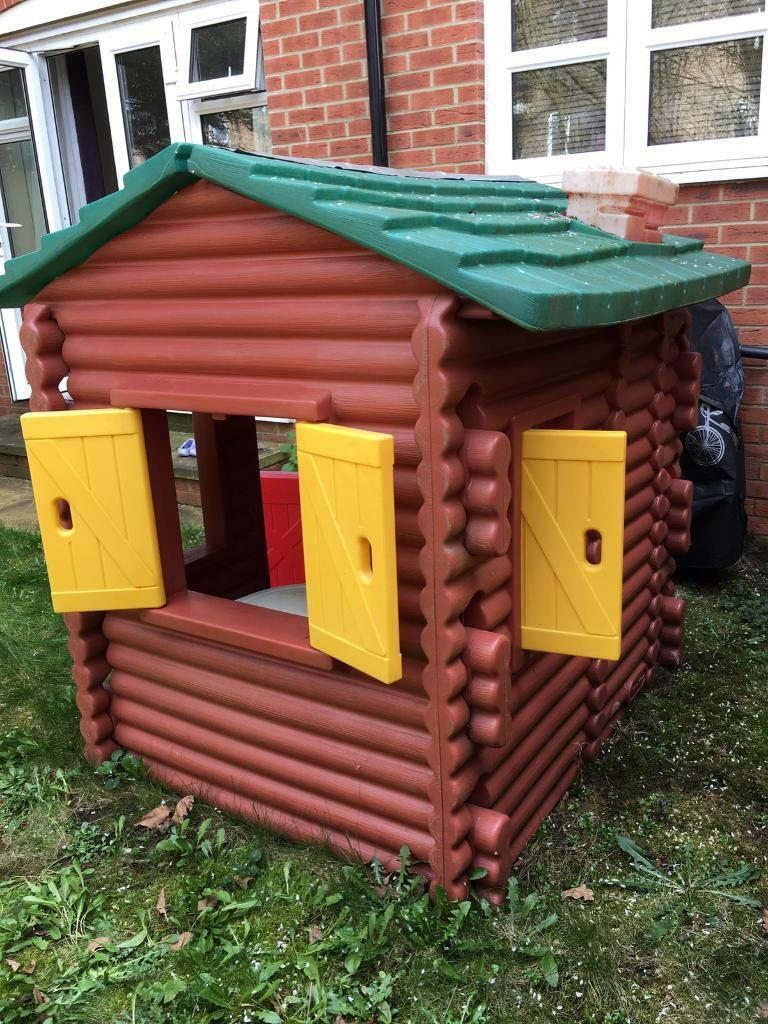 little tikes log cabin playhouse in northolt london