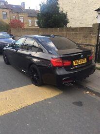 BMW 3 series 330D M Sport Perfornance Sport Auto 4dr start/stop) I HAVE 8SPD 20s M PERFORMANCE!