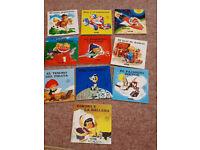16 Mini Children's Spanish Books, Cuentos Infantiles £3