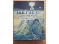 JRR Tolkien: Artist and Illustrator (Hardback)