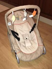 Child seat for lying down