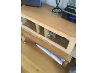 TV DVD/Sat/Amp Stand and Storage