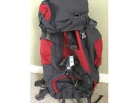 Rucksack, 65litre, by Mountain Warehouse