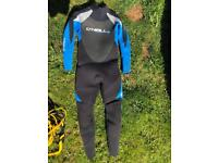 Oneill children wetsuits