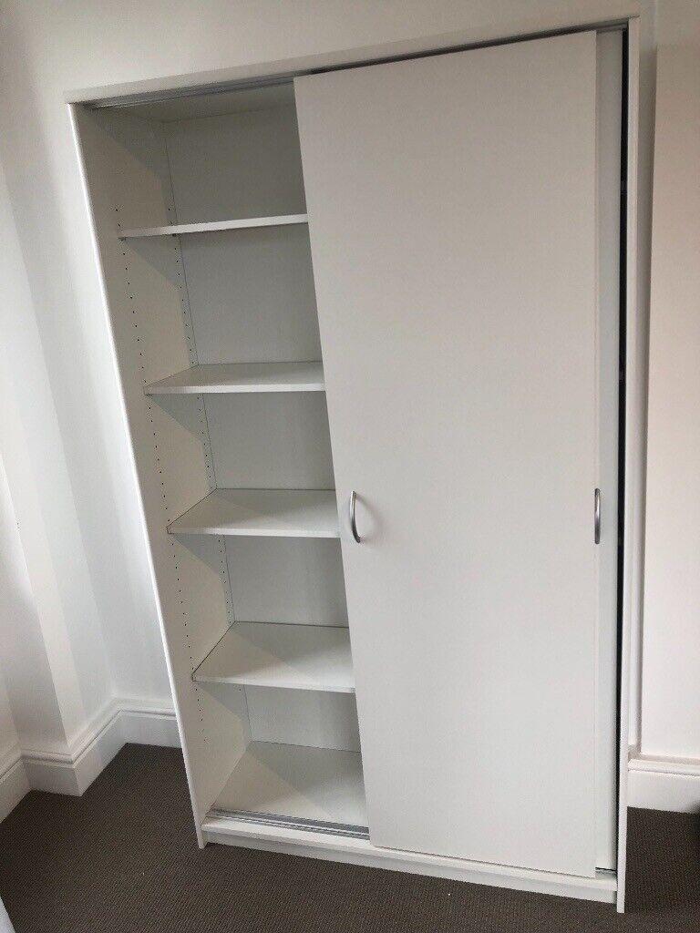 info for 0acae 44903 Wardrobe white - shelves only | in Victoria, London | Gumtree