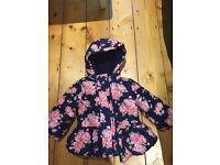 Baby coat 9-12