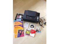 Advent printer and photo paper