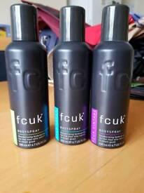 Fcuk deodorant