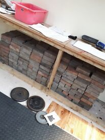 Bricks (approx 600 in total)