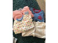 Newborn Sleepsuits