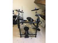 NUX DM5 electric drum kit.