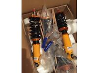 Mk1 mx5 adjustable coilovers