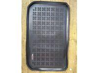 Mini Copper S boot rubber mat