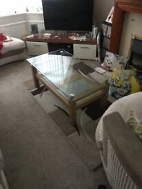 Coffee table £35!