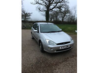 Ford Focus, very good condition for age, good runner