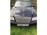 Mercedes C180 W202 Breaking for sale  Redhill, Surrey