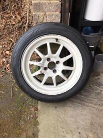 Rota GT3 alloys