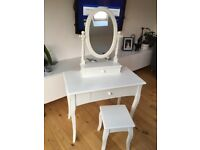 Great Little Trading Company Dressing Table and Chair Set . New and Unused