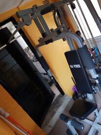 VLK home gym