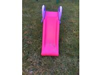 Child's pink slide for sale