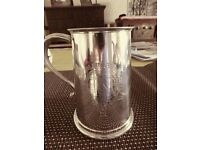 Pewter tankard.35th anniversary of CAMRA