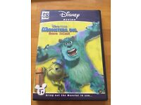 Disney Monsters Inc Scare Island - PC CD-ROM Win 98/xp