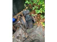 **SPARES OR REPAIR ONLY**2x Petter Stationary Engines A1 1½ HP 750 RPM