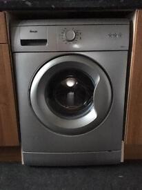 Washing machine Silver