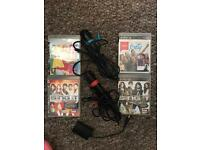 PS3 sing bundle