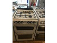 60cm new world Gas Cooker refurbished, 6 months warranty