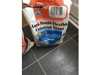 Mapei Anti Mould Tile Grout Charcoal - 3 kg