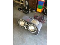 Fli Trap active 2400w subwoofer and amp