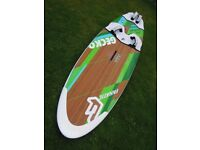 FANATIC GECKO 112 litre WIDE STYLE FREE MOVE WINDSURF BOARD EXCELLENT CONDITION HARDLY USED