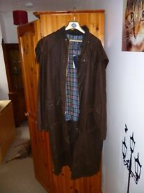 Antic Wax P.G.Field coat and hat both xl