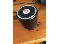 Dr Dre Black Speaker still brand new quite loud portable speaker