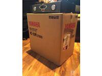 Yamaha NS-10M Studio, NS10 Nearfield Mixing Monitors & Alesis RA300 Amplifier