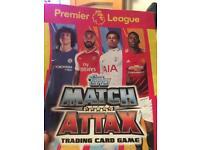 Match attax swaps 17/18