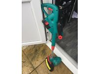 Bosch 23Cm Cordless Grass Trimmer - 12V