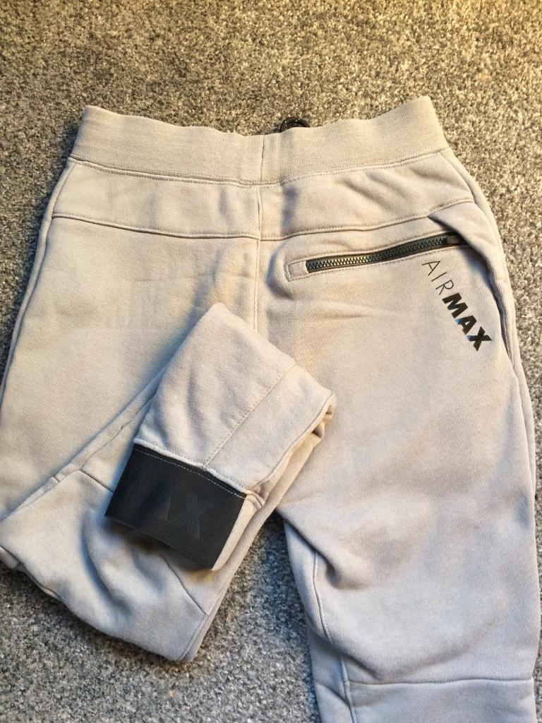 Nike air max tracksuit bottoms