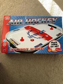 Chad valley air hockey