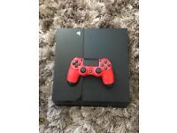 BLACK PS4 500GB IN EXCELLENT CONDITION AND FULLY WORKING