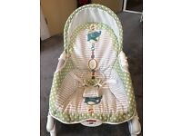 Fisher price rocker to chair