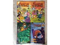 Adventure Time comics bundle