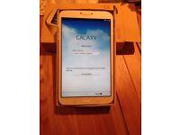 "Samsung Tab 3 8"" Inch 16gb Wifi White"