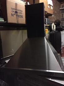 Extractor fan hood