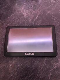 Falcon Navigator 7″ Sat Nav for Motorhome 2016 with free lifetime updates
