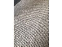 100% wool loop carpet - Crucial trading rustica marble