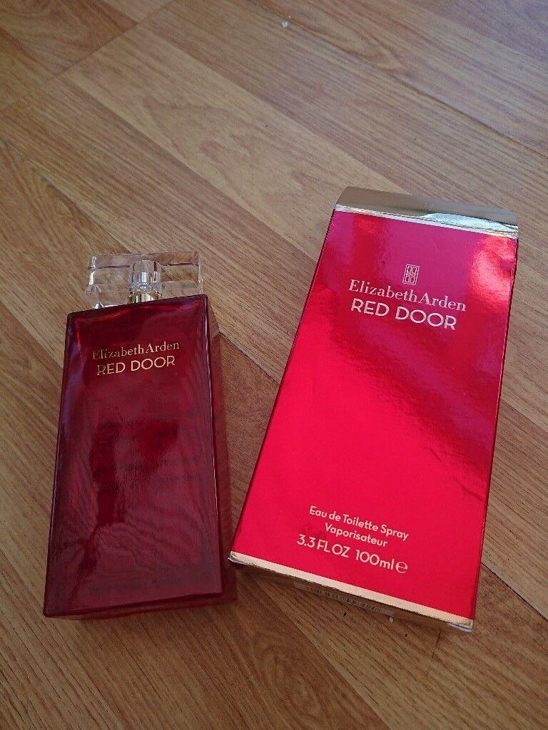 Elizabeth Arden Red Door 100ml New In Box In Stockport Manchester